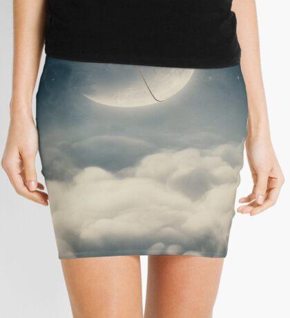The swinging moon Mini Skirt