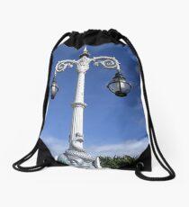 Taunton Street Lamps 3 Drawstring Bag