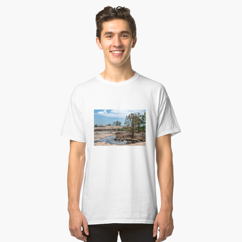 Arabia Mountain Classic T-Shirt Front