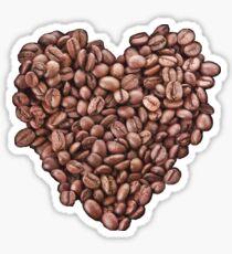 Coffee Luv Sticker