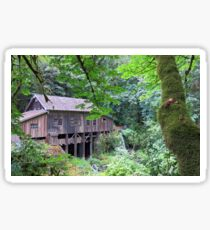 Cedar Creek Grist Mill Sticker