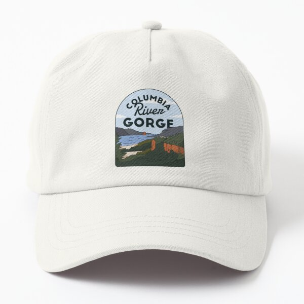 COLUMBIA RIVER GORGE Dad Hat