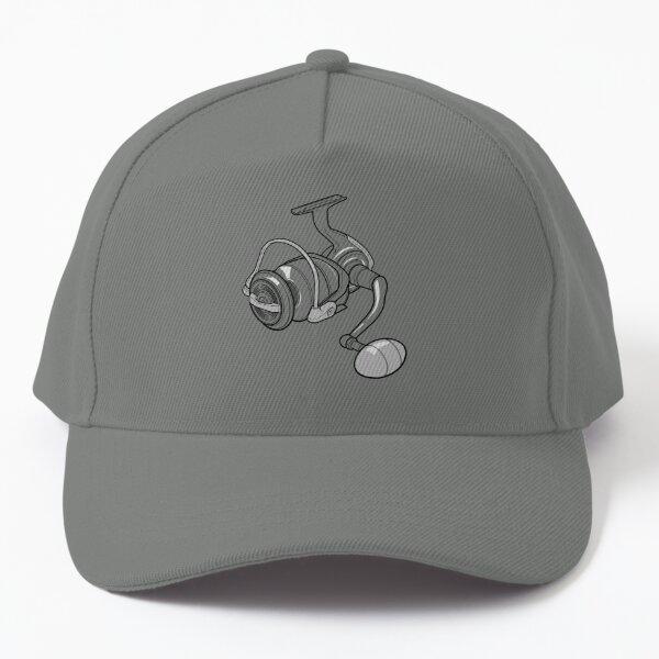 Fishing Reel Baseball Cap