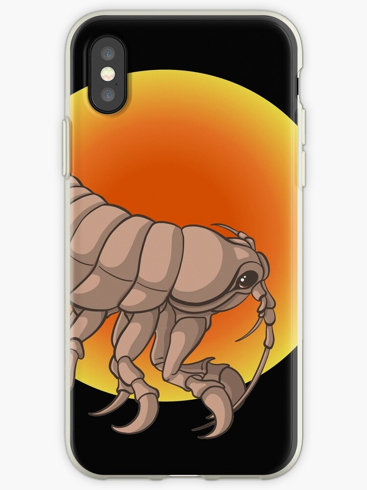 detailed pictures 0a912 11173 'Halloween Deep Sea Giant Isopod ' iPhone Case by Inklingsofgrace