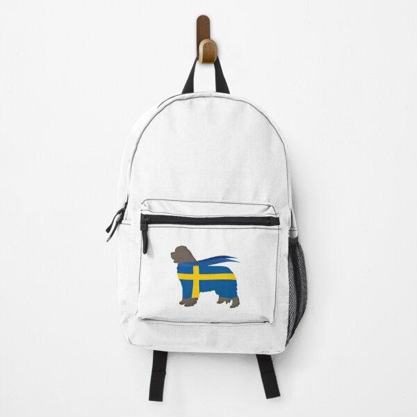 Newfoundland of Sweden Backpack