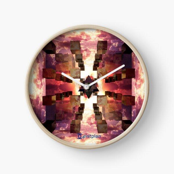 """Mandala """"die Hallen von Amenti"""" Uhr"""