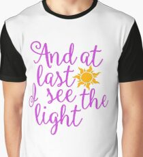 Rapunzel - Tangled  Graphic T-Shirt