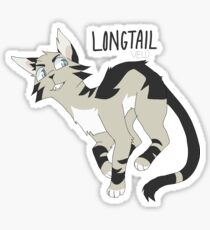 Longtail Sticker