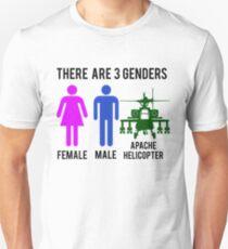 Genders Unisex T-Shirt