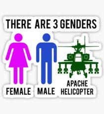 Genders Sticker