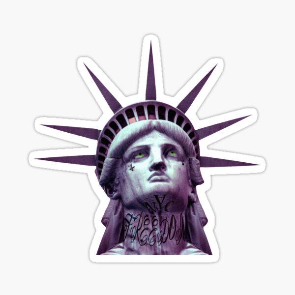 Freedom Sticker