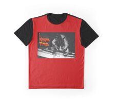 Dj Grandmaster Flash Tribute  Graphic T-Shirt