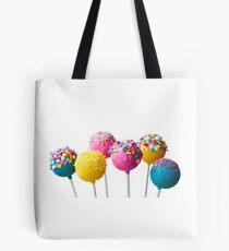 Cake pops Tote Bag