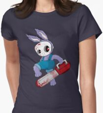 Bunnson X Womens Fitted T-Shirt