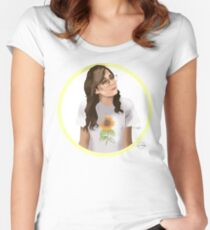 Dodie Clark/Doddleoddle Women's Fitted Scoop T-Shirt