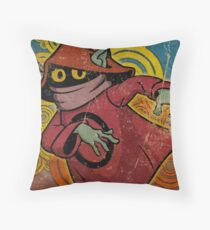 Orko Throw Pillow