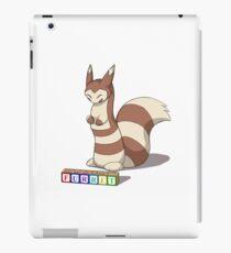 Pokemon Furret iPad Case/Skin
