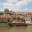Prague Castle by Elena Skvortsova