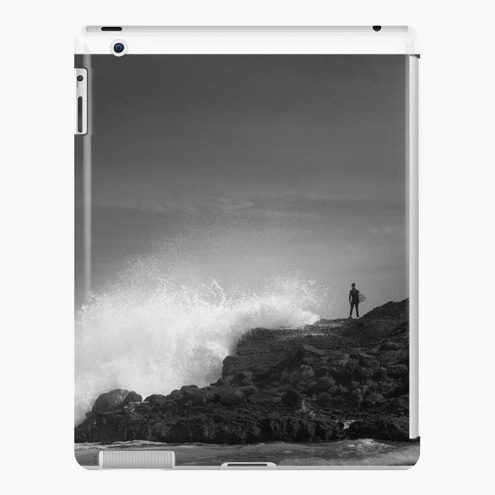 Against The Oceans Might Funda y vinilo para iPad