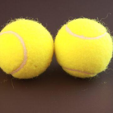 Tennis Balls by NinoRobert