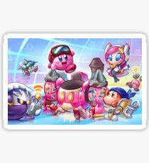 Kirby: Planet Robobot Sticker