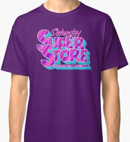 NDVH Saturday Superstore Classic T-Shirt