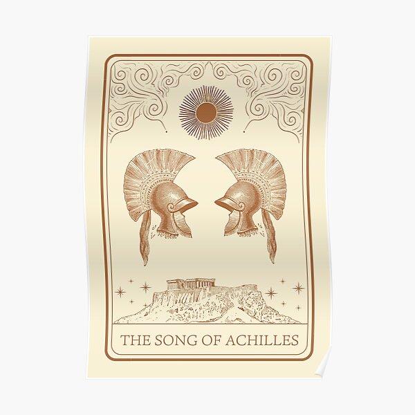 Song of Achilles Madeline Miller Poster