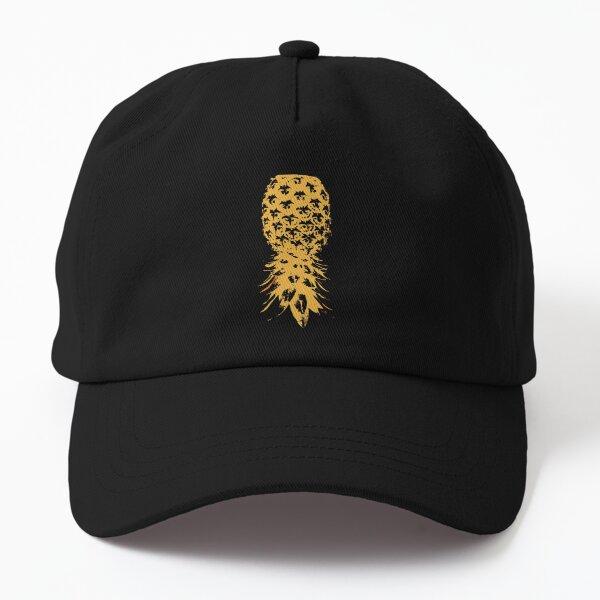 Swinger Lifestyle Upside Down Pineapple Dad Hat