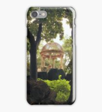 Gilded Gazebo iPhone Case/Skin