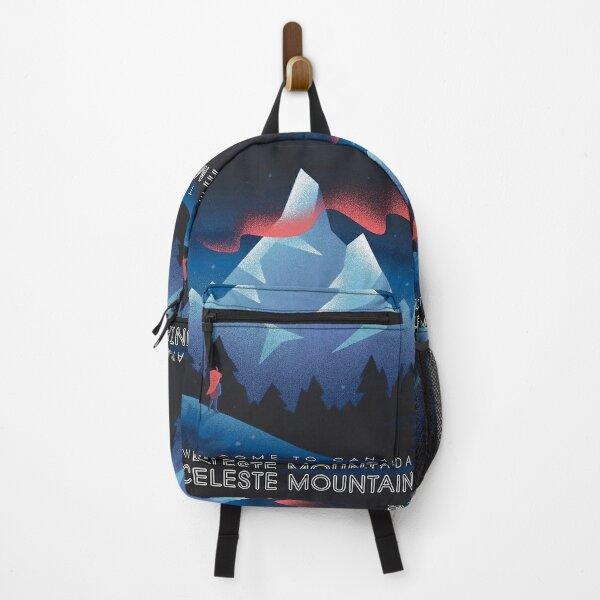 Celeste Game Mountain Backpack