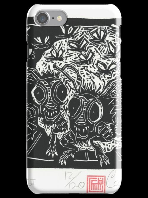 Disaster Series, Locust by daniel cautrell