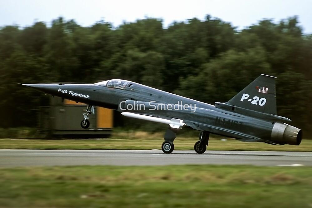 Northrop F-20A 82-0062 N4416T by Colin Smedley