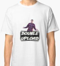 DOUBLE UPLOAD Classic T-Shirt