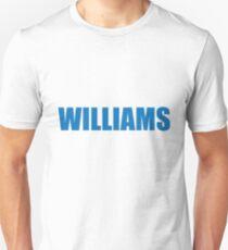 Williams (Blue) Unisex T-Shirt