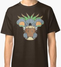Komala Tiki Bear Classic T-Shirt