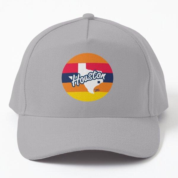 Houston - Texas Tile Stripe Baseball Cap