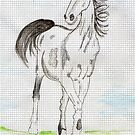 The HORSE by Anne Gitto