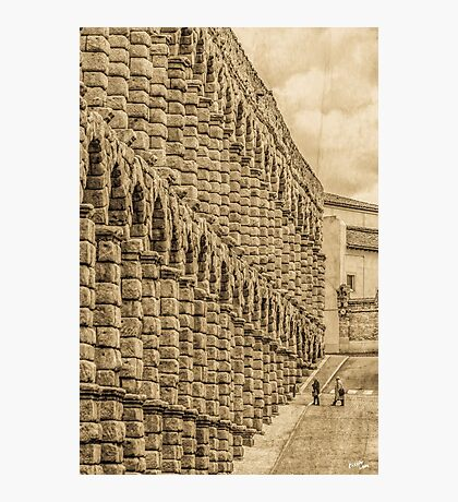 Aqueduct of Segovia Photographic Print
