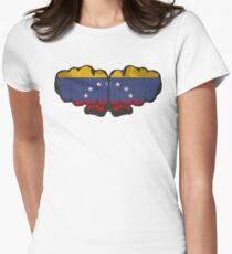 Venezuela! Womens Fitted T-Shirt