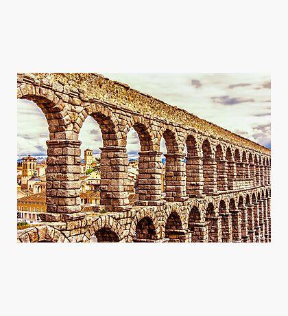 Aqueduct Photographic Print