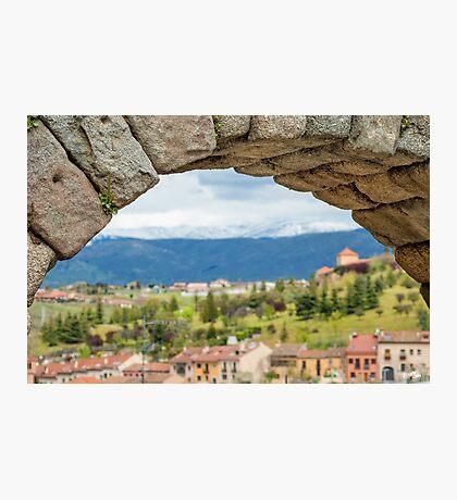 Under Segovia Photographic Print