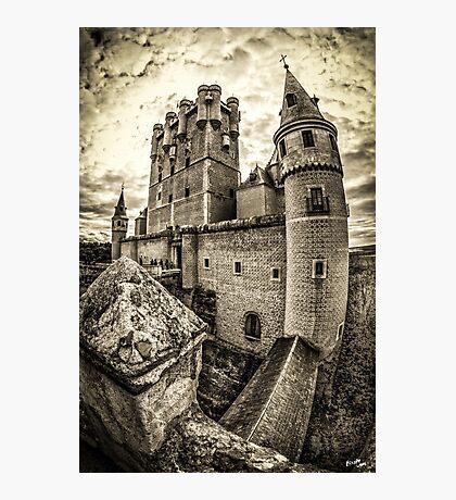 Alcázar of Segovia Photographic Print