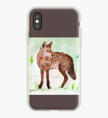 The Coyote iPhone Case