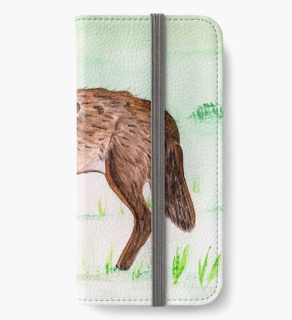 The Coyote iPhone Wallet