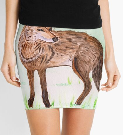 The Coyote Mini Skirt