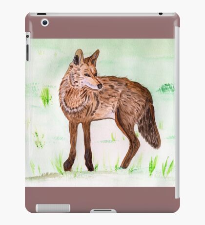 The Coyote iPad Case/Skin