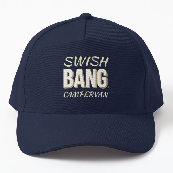 Swish Bang Campervan Fun Baseball Cap