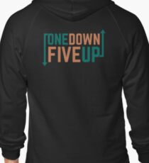 Motorcycle Cool Gear Change One Down Five Up T-Shirt