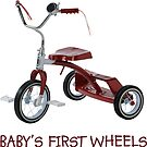Baby's First Wheels by Zehda