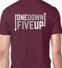 Motorcycle One Down Five Up Gear Shifter T-Shirt